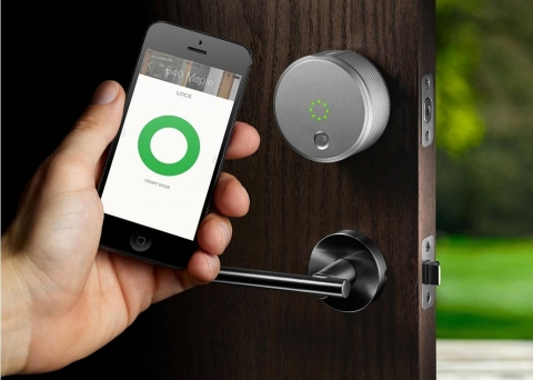What to Consider when Buying a Smart Door Lock Picture