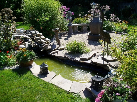 Backyard Garden Designs Picture