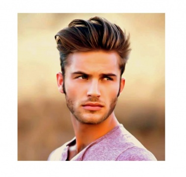 Fashionable Mens Hairstyles Picture