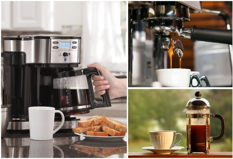 Finding the Right Coffee Maker for Each Coffee Drinker Picture