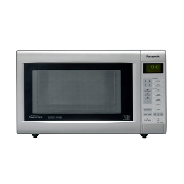Practical Microwaves for Small Kitchens Picture