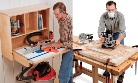 The Best Router Models to Match with Your Router Table Picture